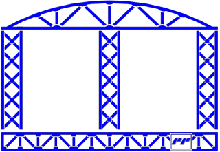 fabrikasi konstruksi pabrik gudang material baja