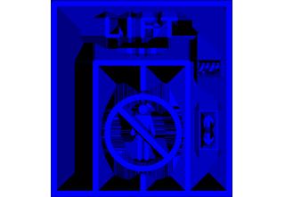 lift barang atau kargo lift atau lift ruko rukan gudang pabrik